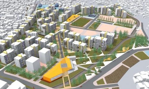 Kentsel Dönüşüm Projesi Müşavirlik Sözleşmesi
